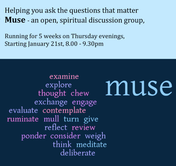 Image of Muse discussion group