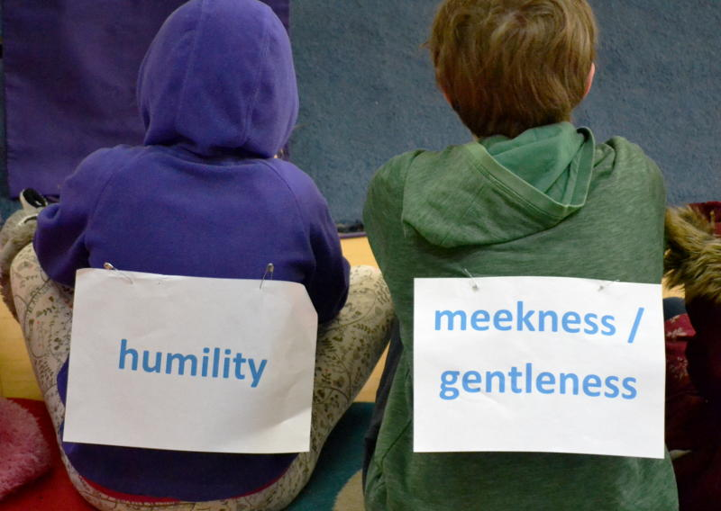 Humility and meekness