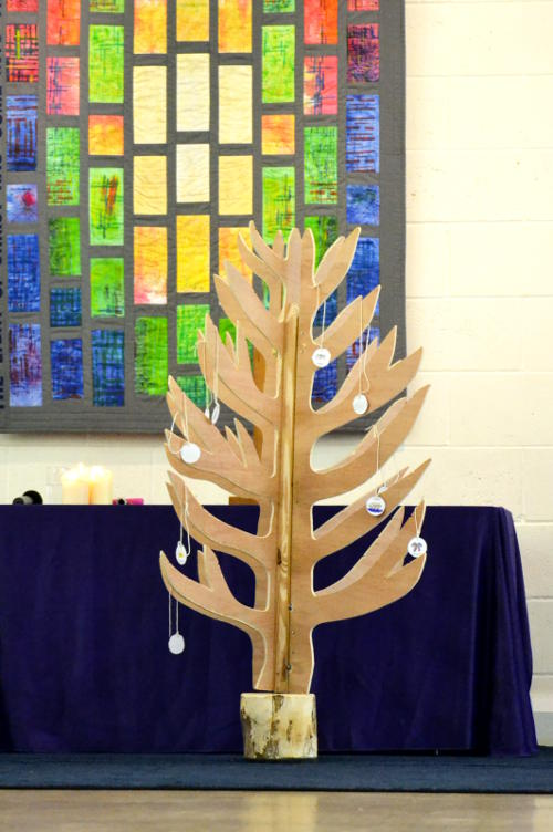 The Christ Church Jesse Tree
