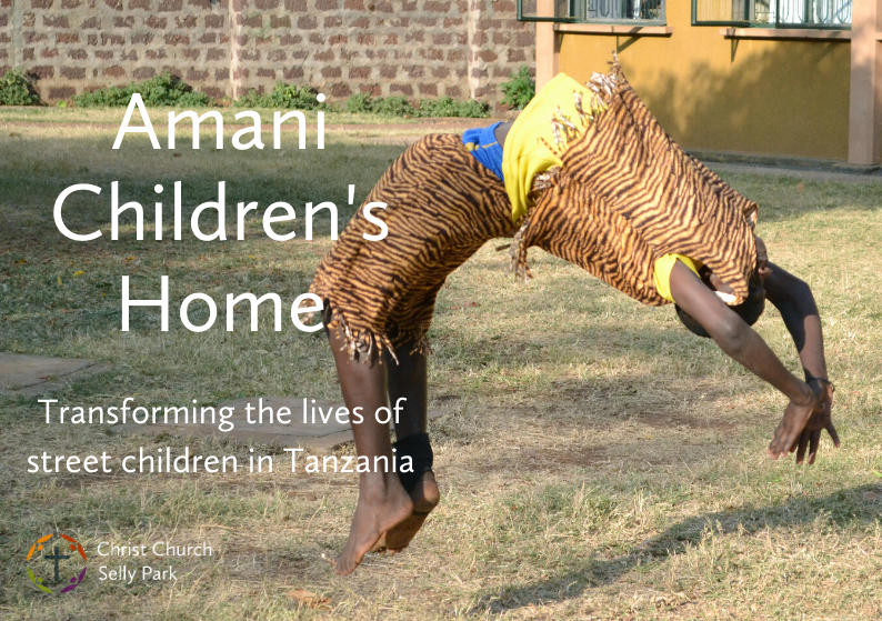 Amani Children's Home: transforming the lives of street children in Tanzania