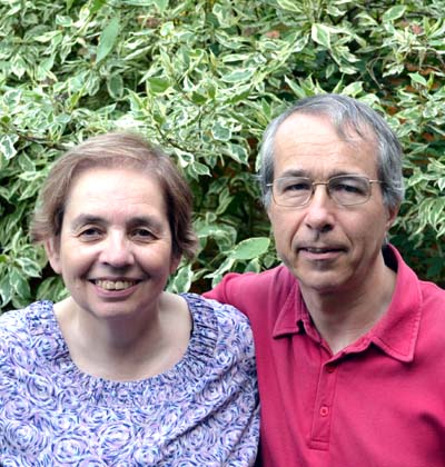 Miriam and Phil Banting