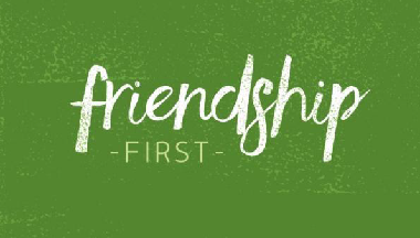 Friendship First logo