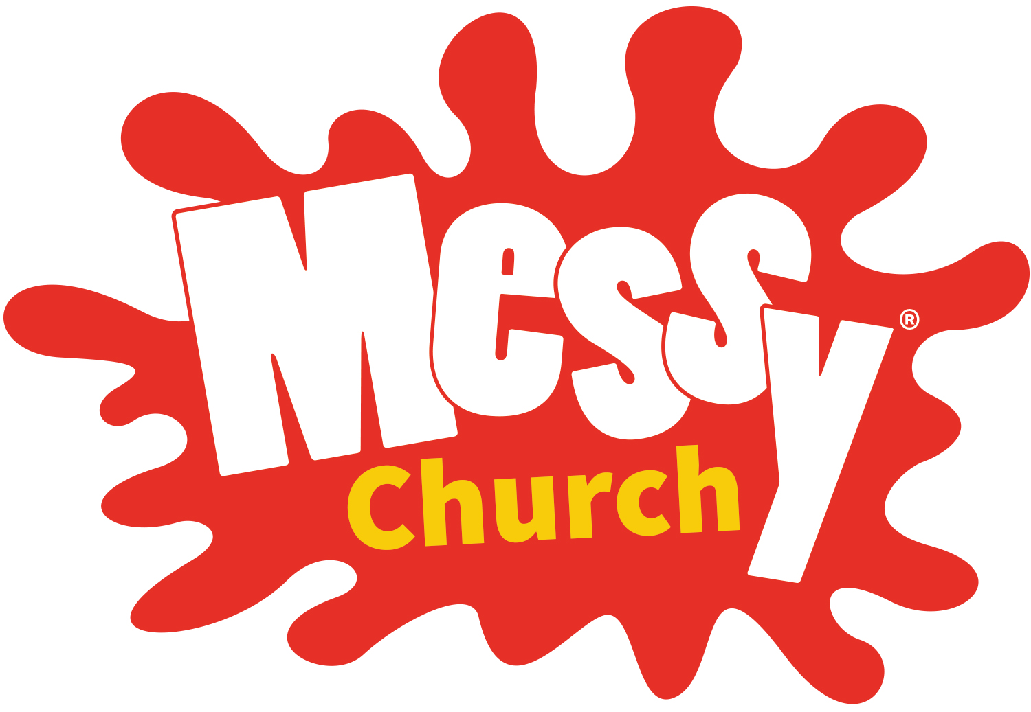 The Messy Church logo